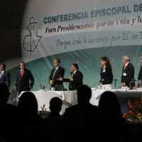 Candidatos en la Conferencia Episcopal